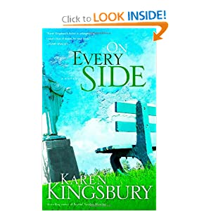 """On Every Side"" by Karen Kingsbury :Book Review"