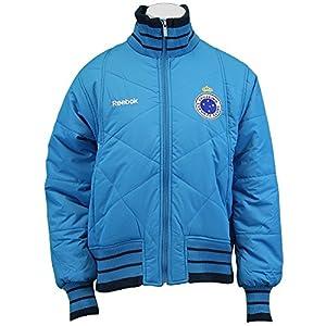 Amazon.com: Reebok Cruzeiro Authentic Women's Jacket - P: Sports