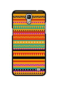 Caseque Tribal Aztec V Back Shell Case Cover for Samsung Galaxy Mega 2