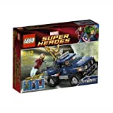 LEGO Super Heroes Loki's Cosmic Cube Escape 6867