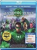 Image de Lanterna verde(extended cut) (+ DVD + copia digitale) [(extended cut) (+ DVD + copia digitale)] [I