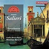 Salieri: Symphonies & Ouvertures