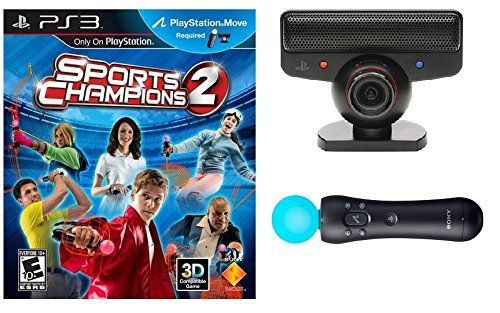 Sports Champions 2 Move Starter Bundle PS3 (Ps3 Sports Champions 2 compare prices)