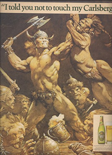 print-ad-for-carlsberg-beer-viking-warrior-scene-print-ad