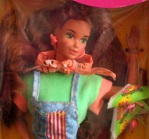 All American All American Barbie TERESA Doll w Reebok Shoes