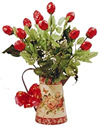 Long Stem Chocolate Rose Bouquet