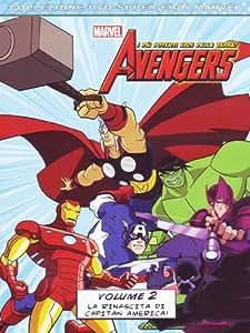 The Avengers - I Piu' Potenti Eroi Della Terra #02