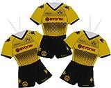 3er Set Lufterfrischer Duftbaum Borussia Dortmund - BVB