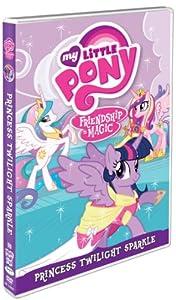 My Little Pony Friendship Is Magic: Twilight Spark [DVD] [Region 1] [NTSC] [US Import]