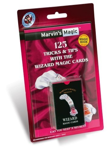 Marvin's Magic 125 Tricks And Tips With Wizard Cards