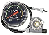 OLD SCHOOL STYLE BICYCLE SPEEDOMETER FITS 26-27in. WHEELS