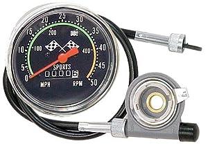 Speedometers for vintage rac bikes