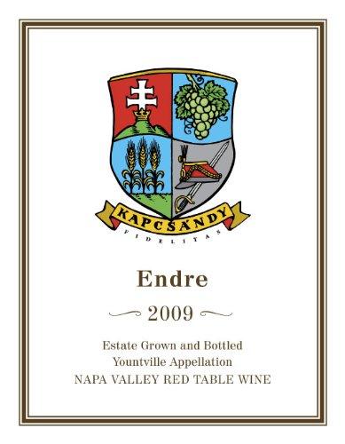 2009 Kapcsandy Family Winery Endre 750 Ml