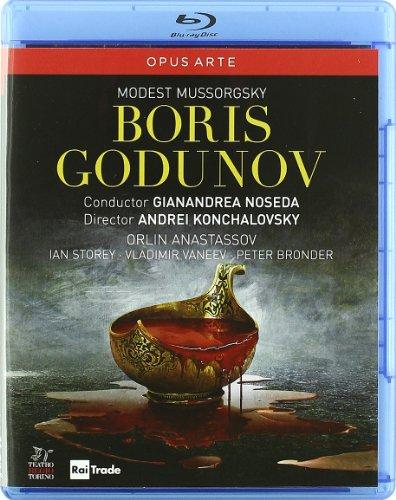 Boris Godunov  - Músorgski -Blu Ray