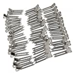 Approx. 50Pcs Double Prong Metal Alli...
