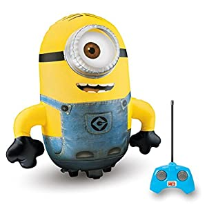 Despicable Me 2 Inflatable Remote Controlled Minion Stuart (226607233)