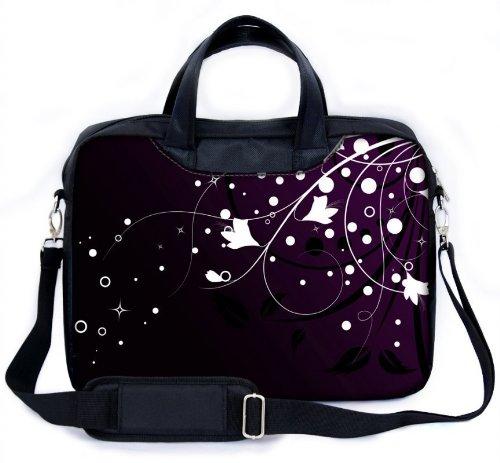 MySleeveDesign Notebook Carry Bag Laptop Shoulder Bag 13.3 Inch / 14 Inch / 15.6 Inch / 17.3 Inch – SEVERAL DESIGNS [17] image
