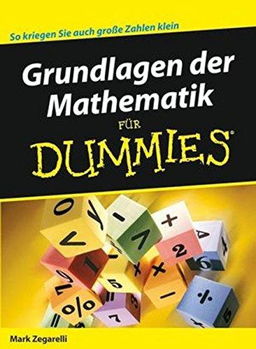 Abbildung: Grundlagen der Mathematik für Dummies
