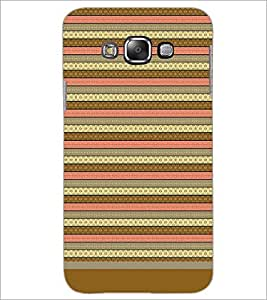 PrintDhaba Tribal pattern D-1805 Back Case Cover for SAMSUNG GALAXY GRAND MAX (Multi-Coloured)