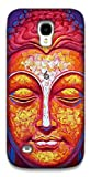 The Racoon Lean Face of Buddha hard plastic printed back case / cover for Samsung Galaxy S4 Mini