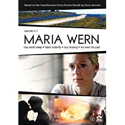 Maria Wern: Episodes 4-7