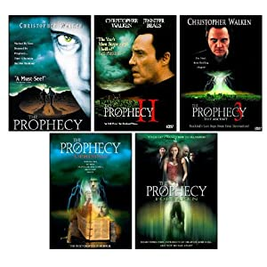 The Prophecy 1, 2, 3, 4 & 5 Collection (Ashtown / The Ascent / Uprising / Forsaken)