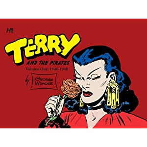 Hermes Press udgiver George Wunder's Terry and the Pirates til maj 2013