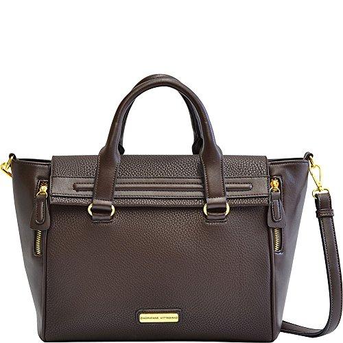 adrienne-vittadini-trapunto-satchel-brown