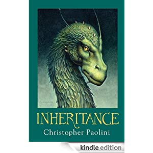 Inheritance by Christopher Paolini Ebook for Kindle