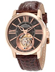 Stuhrling Original Men's 296D.334X54 Special Reserve Viceroy Tourbillon Limited Edition Mechanical Brown Watch