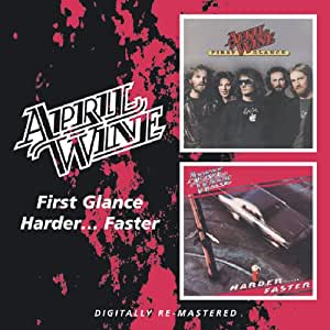 First Glance/Harder Faster