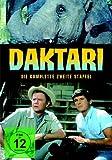 Daktari - Die komplette zweite Staffel [7 DVDs]