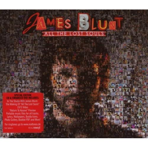 All-The-Lost-Souls-CD-DVD-James-Blunt-Audio-CD