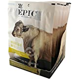 Epic Hunt & Harvest, 100% Grass Fed Beef Jerky, Mountain Medley Mix, 8 Count