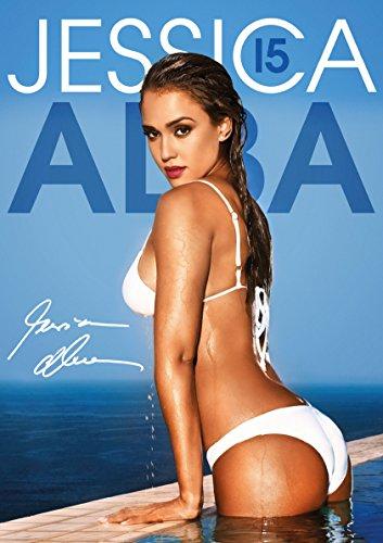 Jessica Alba 2015 Calendar
