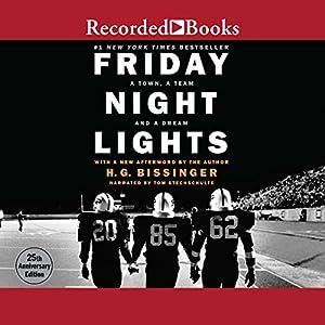 Friday Night Lights Audiobook