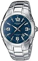 Casio - EF-125D-2AVEF - Montre Homme - Quartz analogique - Dateur - Bracelet acier