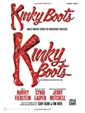 Kinky Boots: Sheet Music from the Broadway Musical: Piano/Vocal