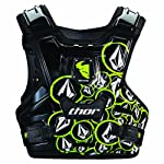 Thor MX Sentinel Volcom Adult Roost Deflector Dirt Bike Motorcycle Body Armor - One Size