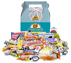 1940's Easter Retro Candy Gift Basket