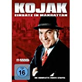 Kojak - Season 4 - 5-DVD Box Set ( Kojak - Season Four )by Telly Savalas