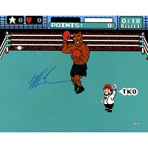 mike-tyson-autographed-punch-out-16-inch-x-20-inch-photo