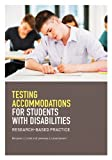 img - for Testing Accommodations for Students With Disabilities: Research-Based Practice (School Psychology) book / textbook / text book