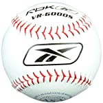 Reebok VR Series VRASA-SP40 ASA Approved 12 inch Leather Softball (Sold in Dozens)