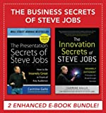 img - for Business Secrets of Steve Jobs: Presentation Secrets and Innovation secrets all in one book! (EBOOK BUNDLE) book / textbook / text book