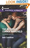 The Return of Connor Mansfield (Mansfield Brothers series Book 1)