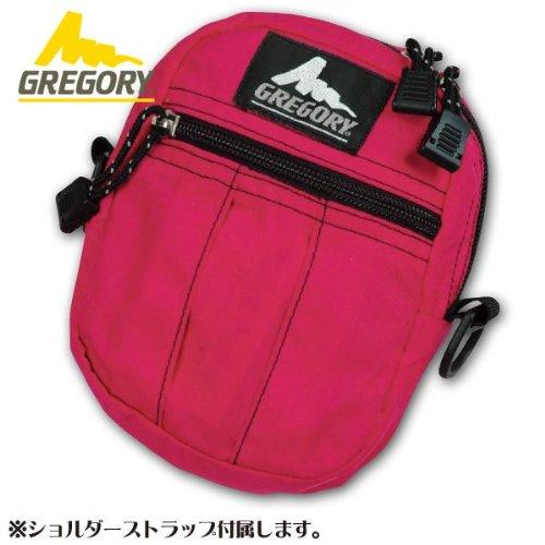 gregory(グレゴリー) クイックポケット Mサイズ フューシャ