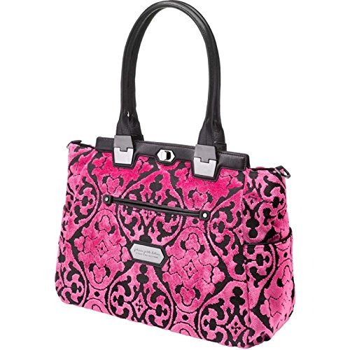 Cake by Petunia Cafe Carryall in Dragon Fruit Cake, Pink - 1