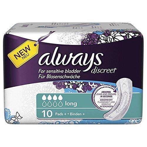 always-discreet-long-incontinence-pads-pack-of-40-4-x-10