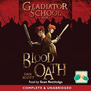Gladiator School Book 1 Hörbuch